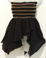 Juniors/girls Scarf Tube Top: One Size