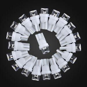 New-20Pcs-T10-Car-White-LED-194-168-SMD-W5W-Wedge-Side-Light-Bulb-Lamp-12V-DC