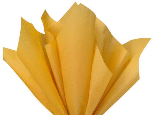 "Bulk Tissue Paper 15/"" X 20/"" Color 50 or 100 Sheets Packs Pom Gift Favors 48"