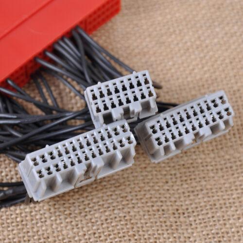 Cable adaptador de arnés de conversión de ECU Jumper apto para HONDA CIVIC OBD2B a OBD1