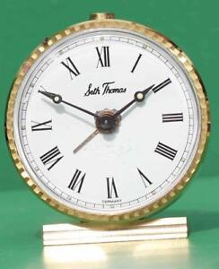 SETH-THOMAS-VINTAGE-TRAVEL-ALARM-CLOCK-ASSEMBLED-IN-GERMANY