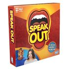 SPEAK OUT Funny Mouthpiece Game By Hasbro Christmas Birthday Gift Hot Sale