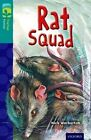 Oxford Reading Tree TreeTops Fiction: Level 16 More Pack A: Rat Squad by Nick Warburton (Paperback, 2014)