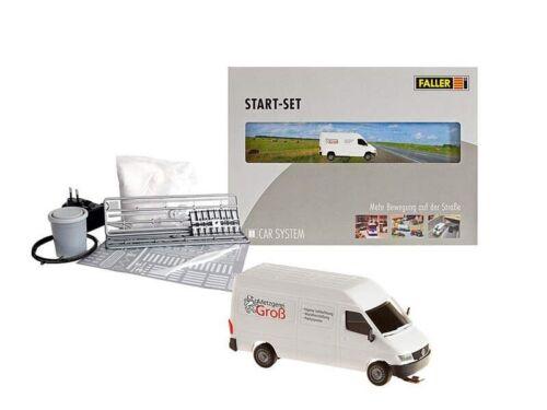 FALLER 161504 Car System Start-Set MB Sprinter H0
