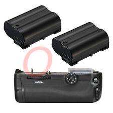 New Hand Battery Grip For Nikon D7000 Camera as MB-D11 MBD11 +2x EN-EL15 Battery