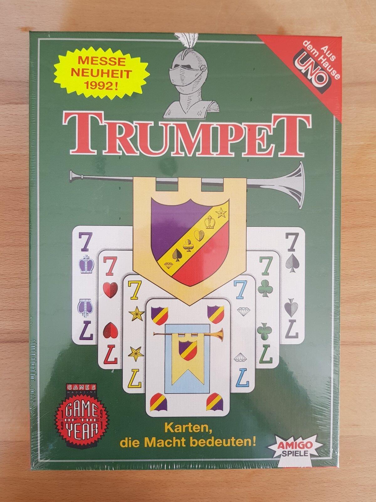 Trumpet Trumpet Trumpet +++ Amigo Jeux +++ neuf dans sa boîte +++ recherché 8dc6e2