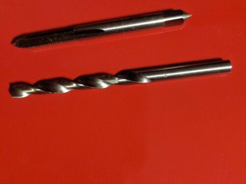 New Tapping drill RH Tungsten steel hand tap 10-32 NF //UNF 3//16 intermediate
