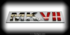 1 - NEW vw MKVII  chrome badge emblem gti jetta gli tdi (MKVII)