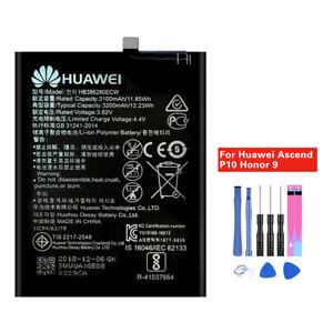Original-Battery-HB386280ECW-For-Huawei-Ascend-P10-Honor-9-Mobile-Phone-Batteria