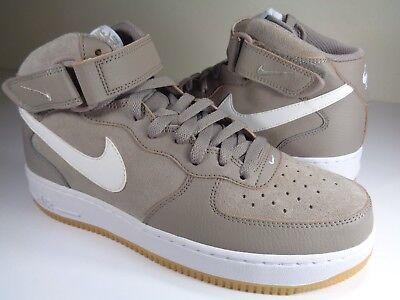 NIKE Nike air force 1 kids sneakers AIR FORCE 1 MID LV8 PS 859,337 701 brown