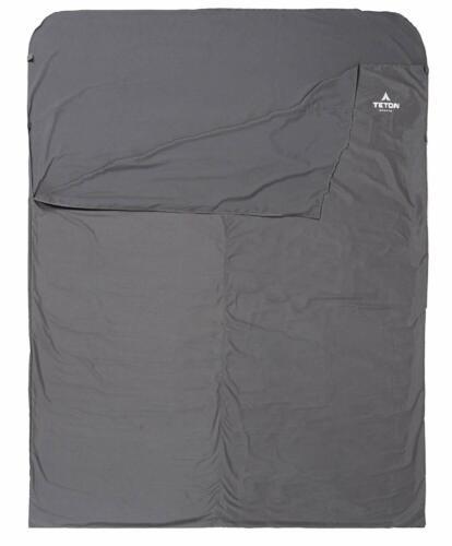 Teton Sports Sac De Couchage LINER; un Clean Sheet Set Partout où vous allez; Parfait