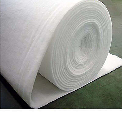 Polyester Wadding Upholstery Quilting Fire Retardant 60 Inch 4 oz Per Metre
