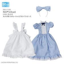Azone 50cm Alice Dress Set Saxe Yamato VMF50 Obitsu 1/4 BJD MDD MSD LUTS DOT
