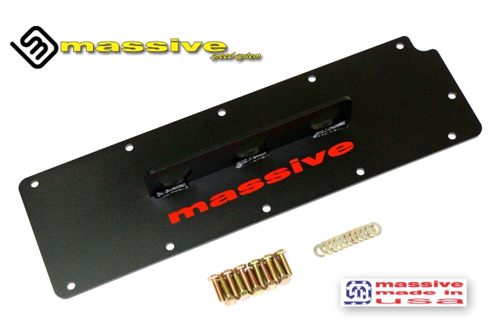 AK Garage LS LSX Series Engine Hoist Lift Plate LS LS1 LS2 LS3 LQ4 6.0 6.2 5.3 4.8 Gen III