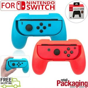 2-Pack-Joy-Con-Controller-Handle-Grip-For-Nintendo-Switch-Console-Red-Blue