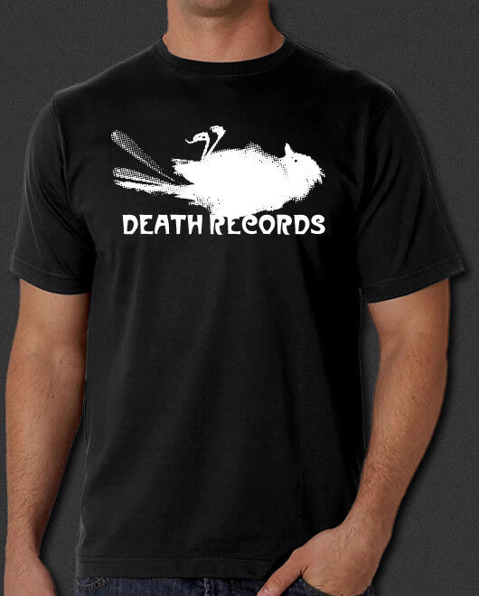 DEATH RECORDS Logo Classic retro Phantom Of The Paradise Men/'s S to 4XLT