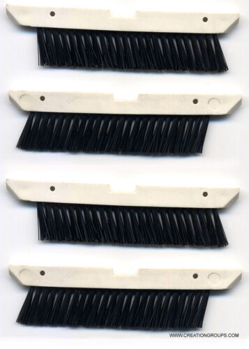 4 compensation Brosse pour Silver Reed 4.5//3.6mm SK210 SK218 SK280 360 SK840 F270 370