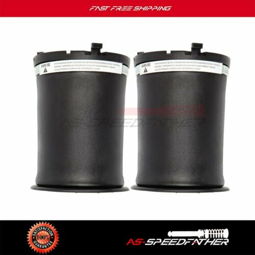 Rear Left /& Right Air Suspension Air Spring Bags For Hummer H2