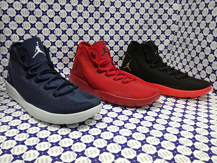Chaussure Basket Nike Jordan Reveal 834064 blue 402   red 601   black 033