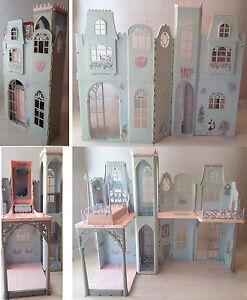 Casa-di-Barbie-Barbie-Cinderella-Castle-2004-Mattel-Inc-Romana