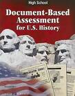 Document-Based Assessment for U.S. History, High School by Kenneth Hilton (Paperback / softback, 2006)