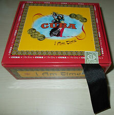 CUBA-I AM TIME-4xCD BOX SET 1997-MERCEDITAS VALDES/CELINA GONZALEZ-SUPERB