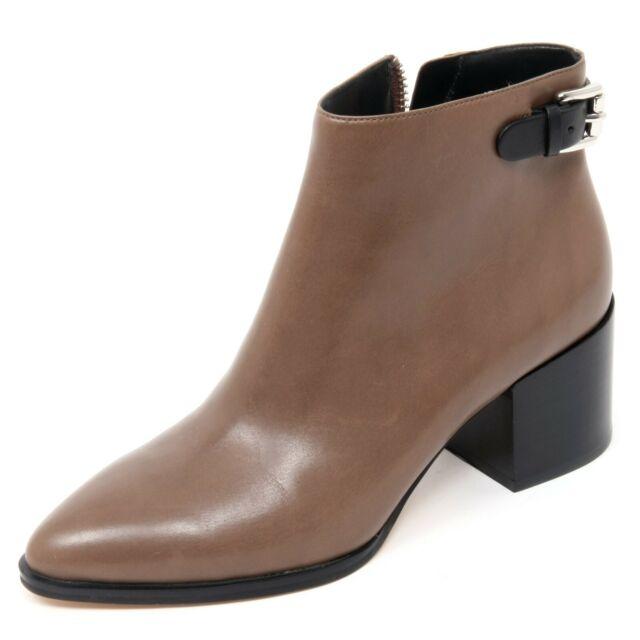 codice promozionale 6d730 37c66 B8685 stivaletto donna MICHAEL KORS SAYLOR marrone chiaro/nero shoe boot  woman