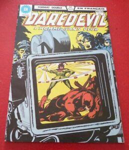Soft-Cover-French-Heritage-Comic-Daredevil-No-49-50