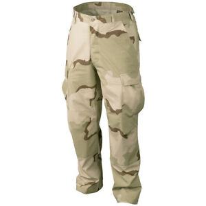 "42 /""pollici Verde Oliva Esercito Militare Cargo Combat Pantaloni Pants"