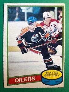1980-81-OPC-O-Pee-Chee-Base-250-Wayne-Gretzky-Edmonton-Oilers-2nd-Year-Card