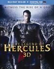 The Legend of Hercules (Blu-ray Disc, 2014, 3D Includes Digital Copy UltraViolet)