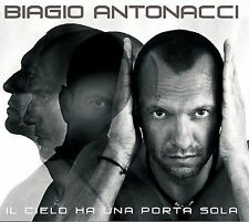 Biagio Antonacci - Il Cielo Ha Una Porta Sola [Import, CD+DVD] NEW