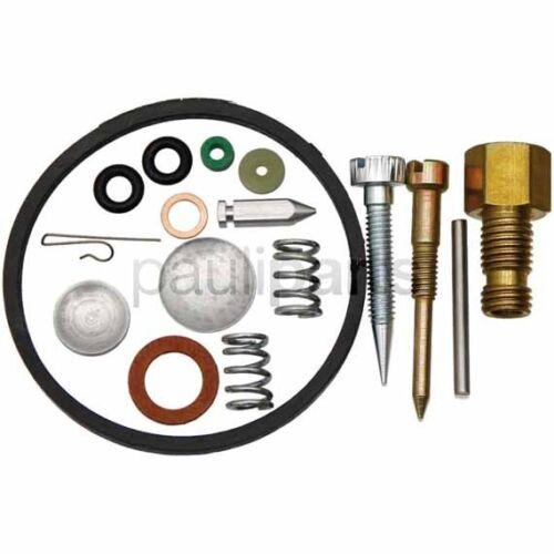 Gewicht 11 g Tecumseh Reparatursatz für Vergaser VH 60 H 25 VH 70 H 30