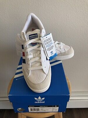 adidas Americana Low Trainers in White