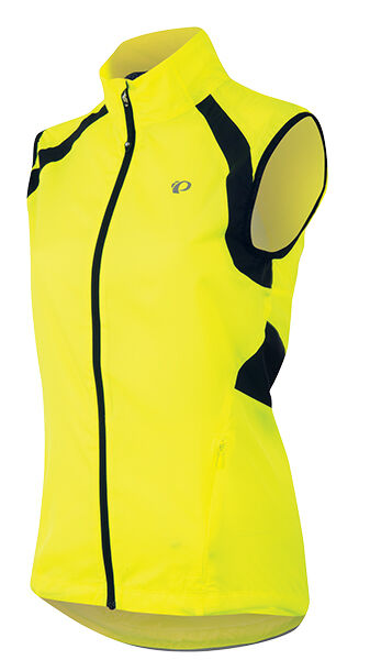 Pearl Izumi 2016 Wouomo Elite Barrier Cycling Vest Screaming giallo Small
