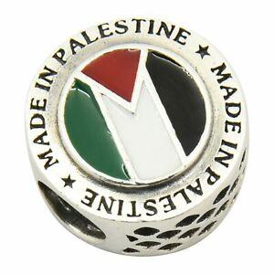 Sterling-Silver-Made-In-Palestine-Bracelet-Charm