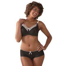 acc271d78179a Royce Lingerie Womens Maternity and Nursing Breast Feeding Black Bra ...