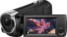 Open-Box: Sony - Handycam CX405 Flash Memory Camcorder - Black