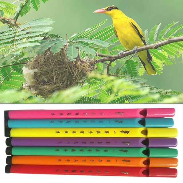 Toy flute Mini Bird Whistle Children's Educational Toys for Christmas Gift ❀J