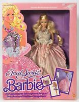 Mattel Jewel Secrets Barbie - 00074299017377