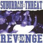 Split von Suburban Threat,Revenge (2012)