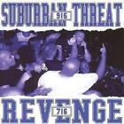 Split von Suburban Threat,Revenge (2012)