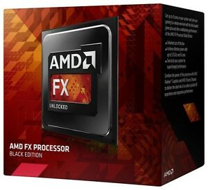 Amd Fx 8320 Black Edition 3 5ghz Eight Core Processor Cpu