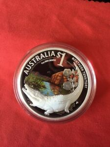 2010-1-OZ-Silver-Proof-Coin-Celebrate-Australia-Northen-Territory-ANA-World-039-s