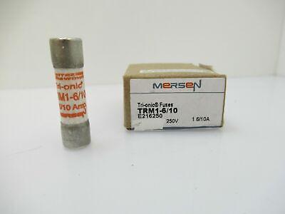 TRM1-6//10 TRM1610 Mersen Ferraz Shawmut Fuse New Sold By Unit