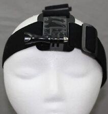 NIP Head Strap Mount Belt Elastic Headband For GoPro HD Hero 2/3/3+/4 Camer