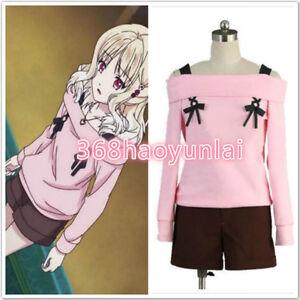 Custom-made-Diabolik-Lovers-Yui-Komori-Pink-Cosplay-Costume-free-shipping