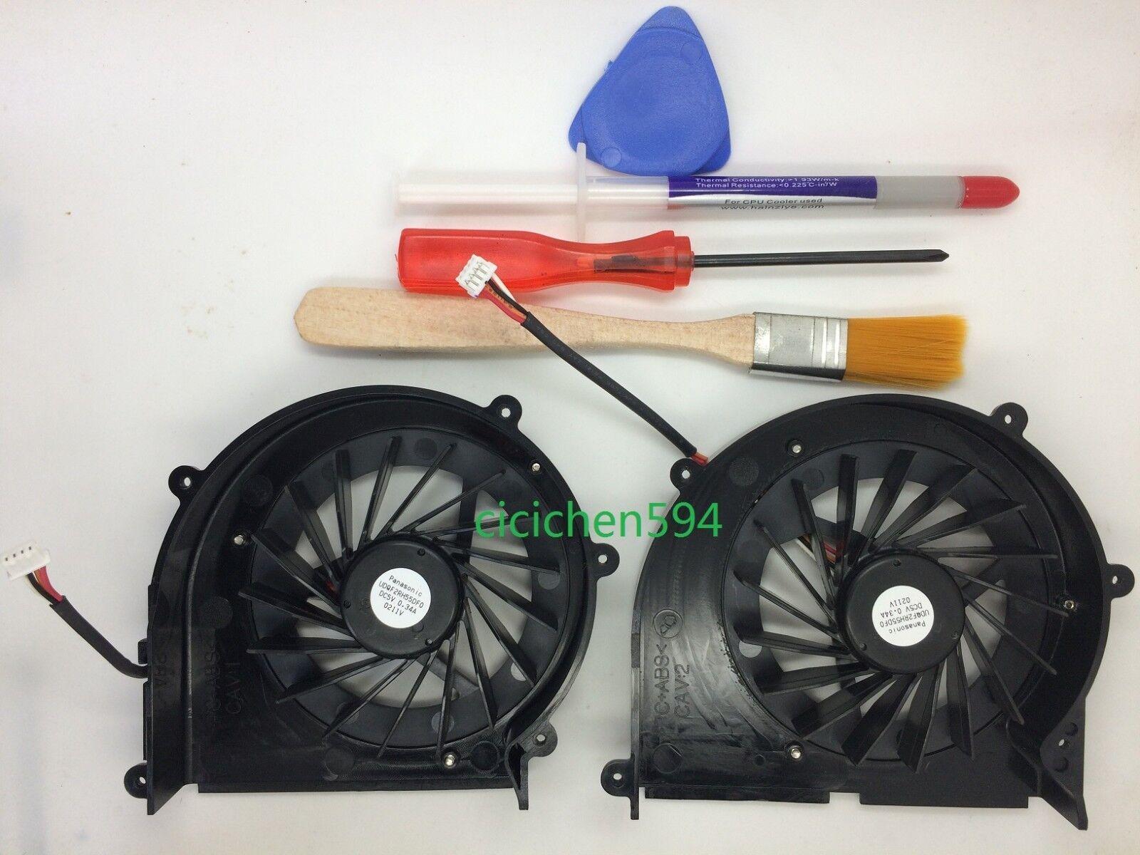 New Sony Vaio VPCL11M1E F117F PCV-A1111T PCV-A1111W Cooling Fan UDQF2RH55DF0