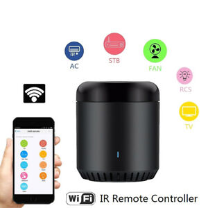 Details about Universal Smart IR For WIFI Android&IOS APP Voice  Remote-control Air Condition