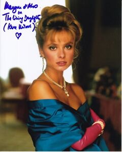 maryam d 39 abo signed autographed james bond 007 the living daylights kara photo ebay. Black Bedroom Furniture Sets. Home Design Ideas